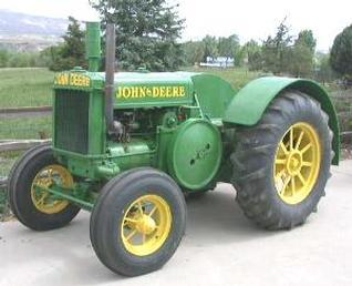 John Deere Model D