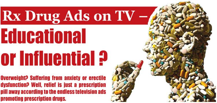 TV drug ads | Ralph Friedly